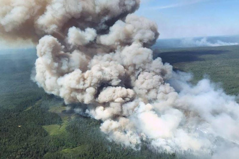 GBA asks MNRF to review its forest fire rating system