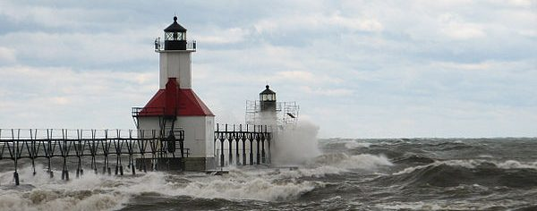 USACE Say Lake Michigan-Huron Water Levels Will Start Higher in 2020