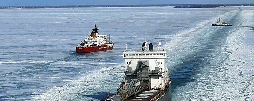 Canadian Coast Guard Ready to Conduct Icebreaking Operations on the Great Lakes