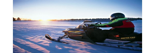 Snowmobile and Ice Safety Awareness Reminder