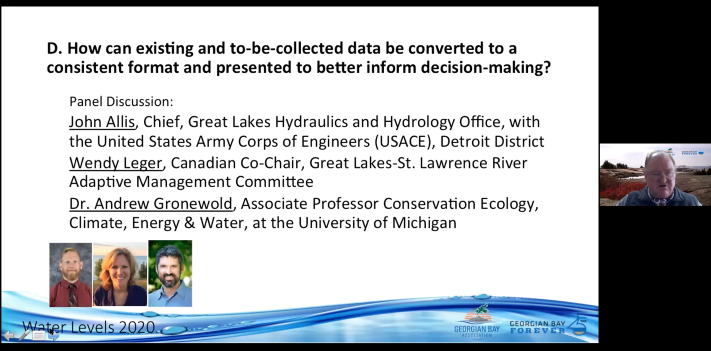 Thank You for Making Our Water Levels Symposium a Success!