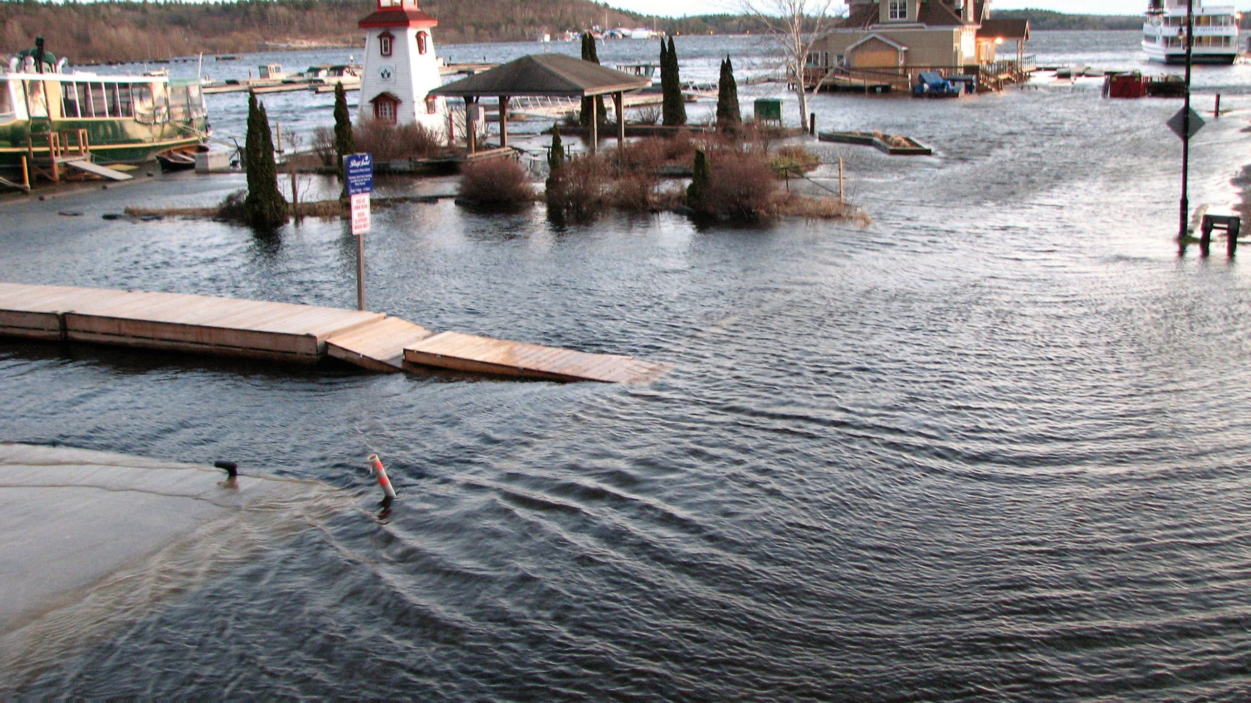 High Water Safety Statement Issued for Parry Sound-Muskoka