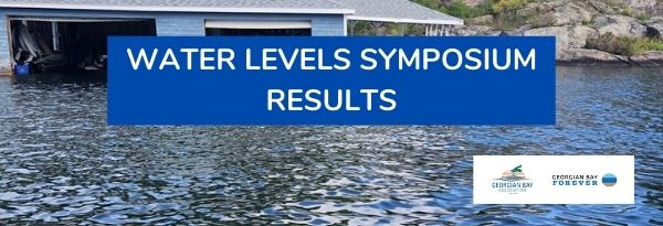 GBA Reports on the Results of Our October 2020 Water Levels Symposium