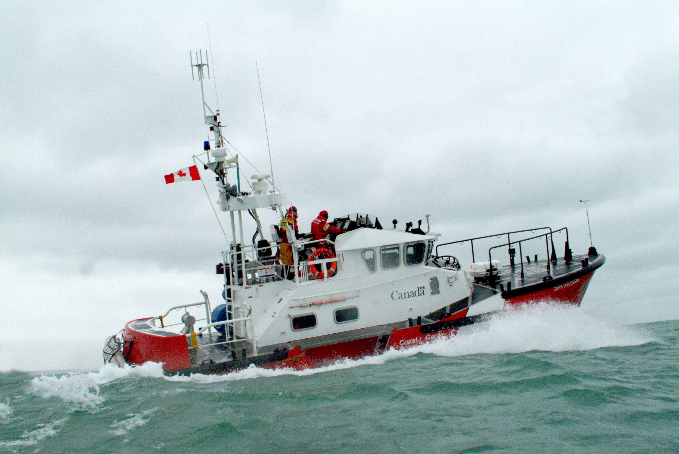 Canadian Coast Guard Kicks Off the 2021 Boating Season on Georgian Bay