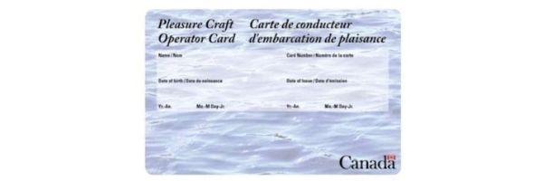 Modernizing Pleasure Craft Operator Competency Program (PCOCP) Regulations