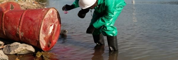 New Online Tool for Reporting Spills and Pollution